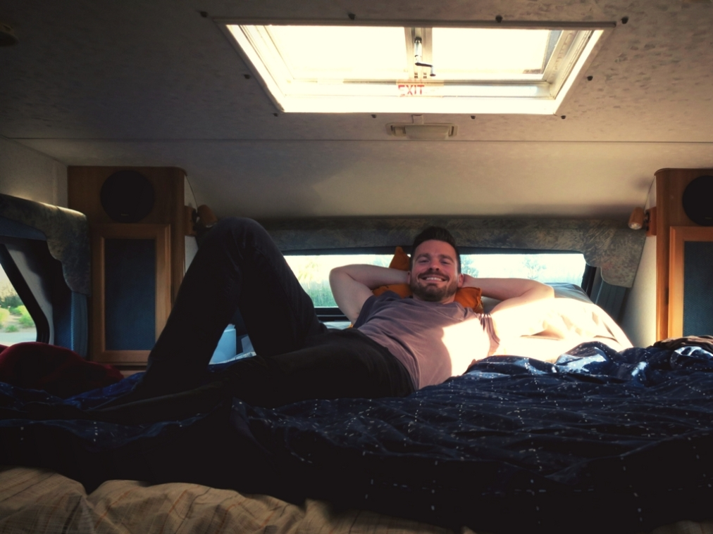 Why We're Moving Out of a $3,200-a-Month Apartment and Into a $14,000 Truck Camper
